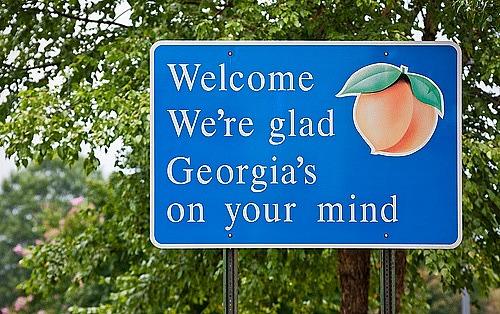 georgia-sign