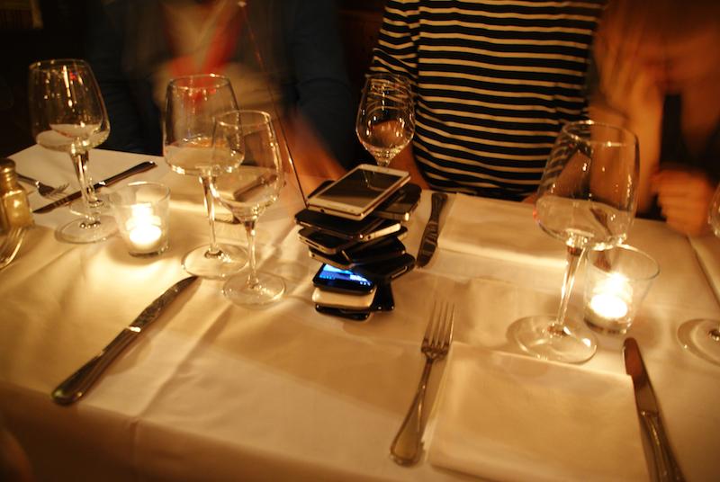phonestacking