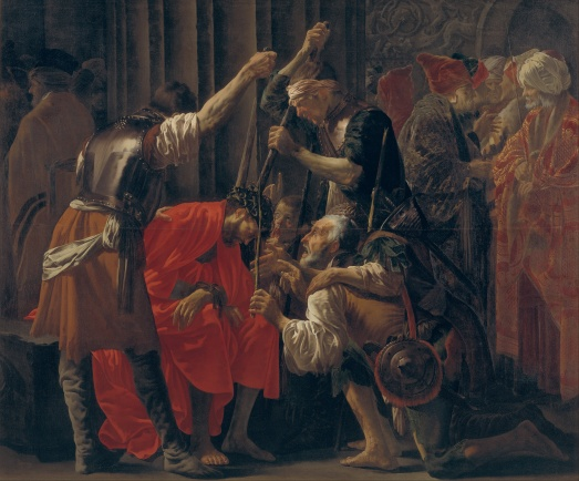 Hendrick_ter_Brugghen_-_Christ_Crowned_with_Thorns_-_Google_Art_Project